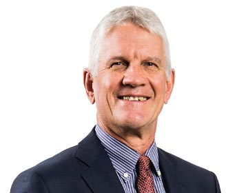 Rod Humphris, Group Managing Director